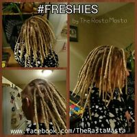 Professional Dreads, Years of Experience - The RASTA MASTA