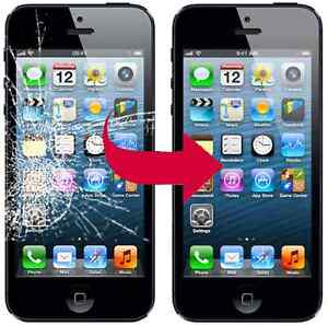 IPHONE 6/6PLUS/5S/5C/5 SCREEN REPAIR & REPLACEMENT ONLY $59   RE