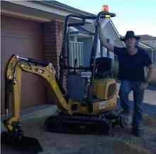 Tight access excavator work, trenching and landscaping services Glenelg North Holdfast Bay Preview