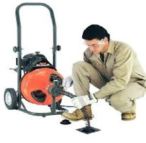 DÉBOUCHAGE Drain cleaning plombier/ plumber 438-788-5526  CAMERA