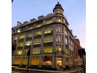 FITZROVIA Service and Private Office Space to Rent, W1 - Flexible Terms | 2 - 82 people