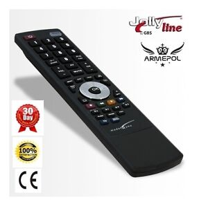 Replacement-Remote-Control-to-TV-PVISION-PLT42T