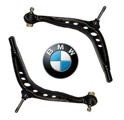 BMW 3 SERIES E 36  91-99  TWO FRONT LOWER WISHBONE SUSPENSION ARMS LH AND RH