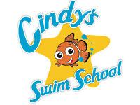 ASA Level 2 or equivalent Swim Teachers Wanted for SW-London Swim School