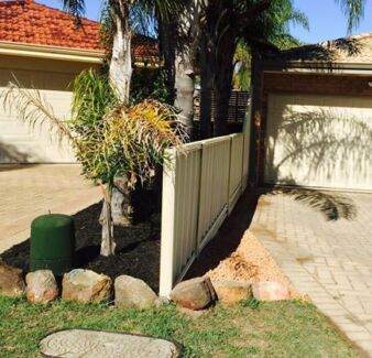Colorbond Fencing, Gates, Patios, Decking & Roof Gutter repairs! Port Kennedy Rockingham Area Preview