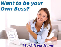 Be your own boss!join our team today