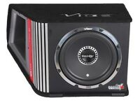 1600w vibe subwoofer with built amp