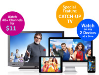 Desi IPTV, Hindi, Arabic HD Channels