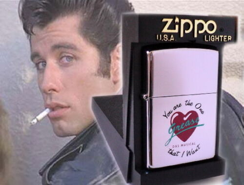 ZIPPO Vintage GREASE MUSICAL -YOU