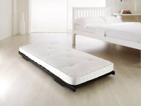 TRUNDLE BED, roll away by Jaybe - memory foam. Brand new