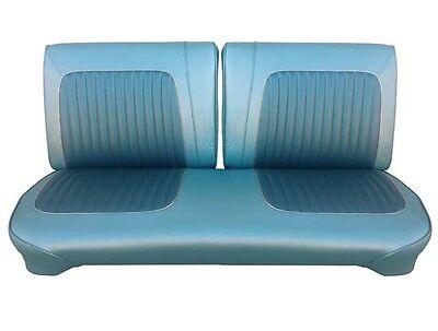 64 Falcon Futura Hardtop, 2 Dr Sedan & Wagon w/ Bench Seat Upholstery, (Two Station Workbench)