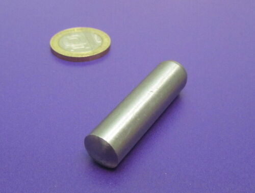 Metric Steel Taper Pins 10.8 mm Large End x 10 mm Small End x 40 mm Long, 5 Pcs