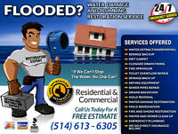 """Best Prices-Water Damage-Call Us First"