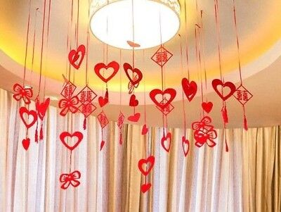 Chinese Double Happiness Wedding Decoration Supply paper cut Double Happiness Wedding