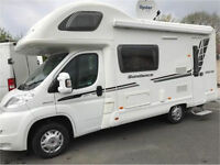 Fiat ducato swift sundance 590 rs 5 berth 2010 with oyster dish