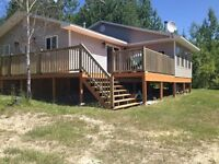 3 Bedroom cottage at beautiful McArthur Lake with 17 year lease