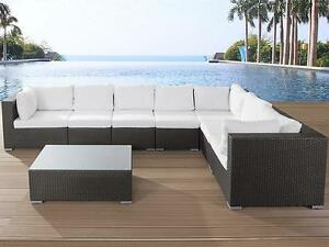 Deep Seating Patio Furniture Modular Outdoor Lounge