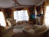 Luxury caravan in Haven Craig Tara for hire!