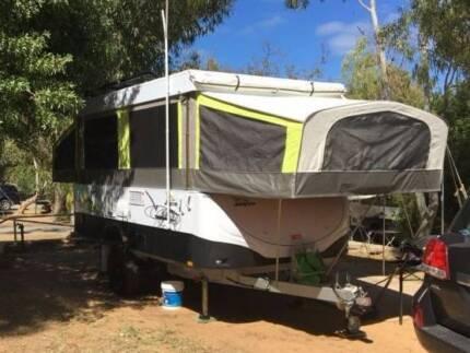 2016 Jayco Swan Outback