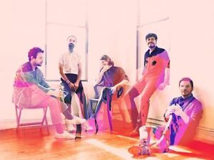 2 x Fleet Foxes Tickets (Saturday) - Stalls Row H - Opera House Annandale Leichhardt Area Preview