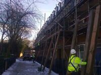 Jaguar Scaffolding Nottingham, Erection and Dismantling services. Fully insured and qualified