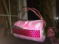 Now this is a DIAPER purse! Shower Gift, new baby