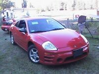 2003 Mitsubishi Eclipse RS Coupe (2 door)