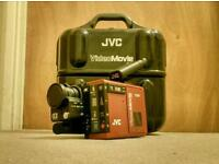 1980s Vintage/Retro/Old JVC Compact VHS/VHSc/VHS-C Video Tape Camera/Camcorder