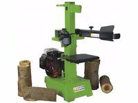 Handy 7 Ton Vertical Petrol Log Splitter