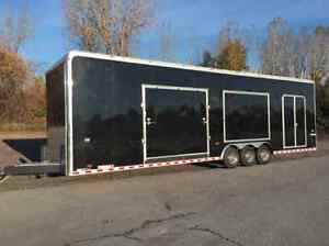 2013 Cargo Look 8.5 x 36' Enclosed Trailer