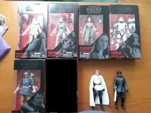 Lot de figurines Star Wars Black Series