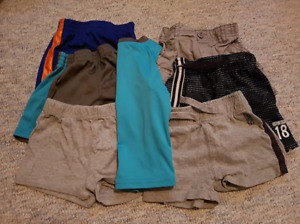 Boys 12 months shorts lot