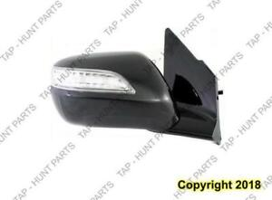 Door Mirror Power Passenger Side Heated With Signal With Memory Acura MDX 2010-2013
