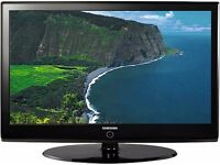 37 SAMSUNG HD LCD TV WITH BUILT IN FREEVIEW IN VERY GOOD WORKING ORDER ##CAN BE DELIVERED##