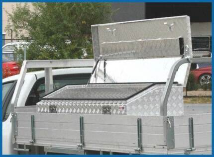 LOW PROFILE TOOL BOX 1200x600x500 2.5mm Silverwater Auburn Area Preview