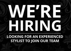 Experienced hair stylist wanted for busy salon, chair rental, clientele waiting