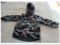 Boden Jacket age 5-6 almost new