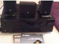 Yamaha 5.1 Surround Sound System