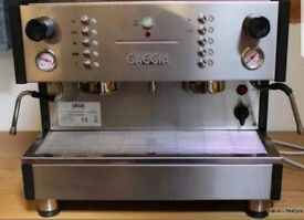 GAGGIA XD 2 GROUP COMPACT AUTOMATIC COFFEE MACHINE
