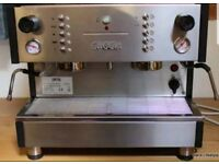 GAGGIA XD 2 GROUP COMPACT AUTOMATIC COFFEE MACHINE