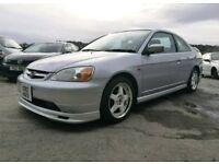 2002 Honda em2 civic coupe 1.7vtec