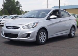 Hyundai Accent GL 2012, Transmission automatique.