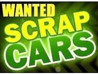 Cars wanted Manchester
