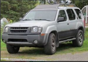 2002 Nissan X-terra SUPER CHARGER