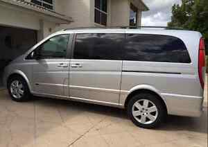 2009 Mercedes-Benz Viano Wagon **12 MONTH WARRANTY** Coopers Plains Brisbane South West Preview