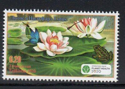 TAJIKISTAN International Year of Planet Health MNH stamp