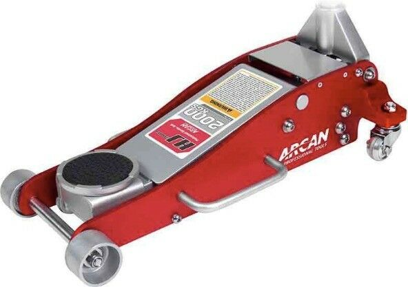 ARCAN Professional Series 2000 Kg Steel Aluminium Hybrid Jack Brand new boxed