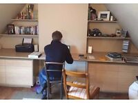 Home office / desk spaces available to hire during the day.