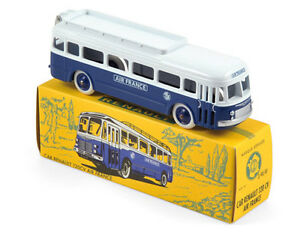 Renault Autocar bus 120CV Air France  CIJ DIECAST MODEL CAR