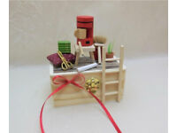 mini geschenkbox umzug geldgeschenk einzug einweihungsgeschenk